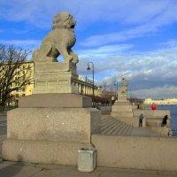 Львы Ши-цза :: Сергей Карачин
