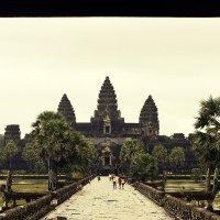 Величественный Анкор Ват :: Eugene Prokoff