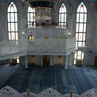 Молитвенный зал мечети Кул-Шариф. Казанский кремль :: Елена Павлова (Смолова)
