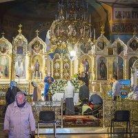 Вознесенский кафедральный собор, Новосибирск. :: Сергей Смоляков