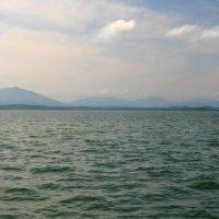 Завораживающее озеро Тунайча. :: Николай Карандашев