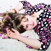 Каждая девушка немного модель :: Ольга Хорьякова
