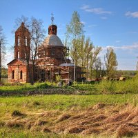 Старая церковь :: Константин