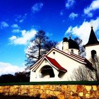 Церковь :: Александр Сидоров
