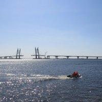 Строится мост :: Вера Щукина
