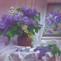 Сиреневый май... :: Валентина Колова