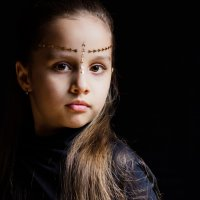 портрет дочери :: Наталья и Юрий Родионовы