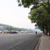 Пекин, главная улица :: Сергей Смоляр