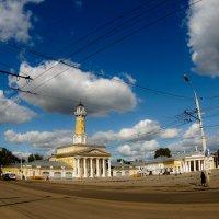 Кострома. :: Михаил Трофимов