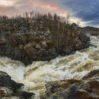 река Средняя май 2016 :: Евгений Молчановский