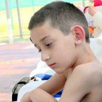 Задумчивый мальчик :: Герович Лилия