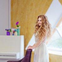 Юля в образе выпускницы :: Светлана Быкова