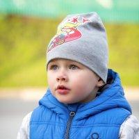 Матвейка на прогулке))) :: Angelica Solovjova