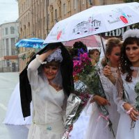 Парад невест :: Юлия Жукова