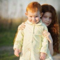 солнечные сестренки :: Ирина Клейменова