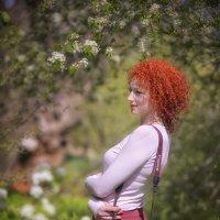 Фотографиня :: Антон Сологубов