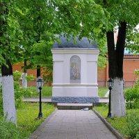 Благолепие в Обители. Май. :: Геннадий Александрович