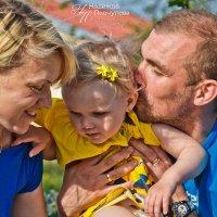семья.... :: Надежда Подчупова