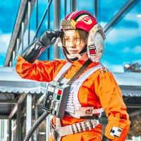 Пилот X-wing :: Куницына Вероника