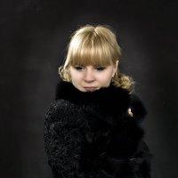 Женский портрет :: Солтан Жексенбеков