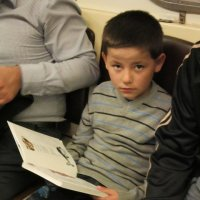 За чтением в метро :: Дмитрий Никитин
