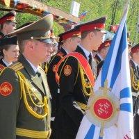 Знамя кадетского корпуса :: Дмитрий Никитин