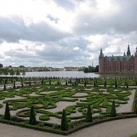 Замок Фредериксборг :: Nelly Lipkin