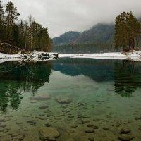 Голубое озеро,Горный Алтай,Чемал :: Ольга Сапцина