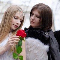 Ангелы :: Ольга Горбачева