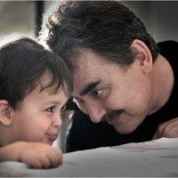 Доверительный разговор с внуком... :: Борис Херсонский
