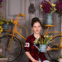 весна :: Анастасия Линник