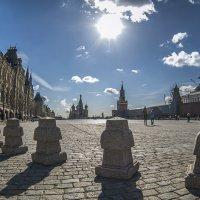 Красная площадь :: Борис Гольдберг