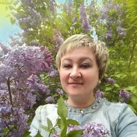 Сирень и прекрасное настроение :: Оксана Романова