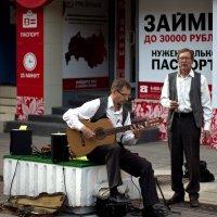Невеликие таланты,но понятны и просты... :: Сергей