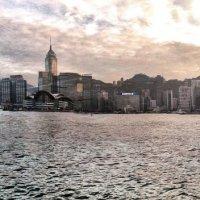 Панорама Гонконга :: Татьяна Василюк