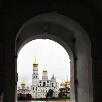Через ворота Спасской башни :: Михаил Малец
