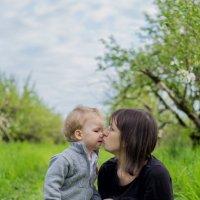 Поцелуйчикм :: Ирина Белоусова