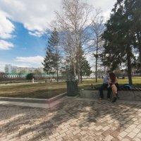 весна в городе :: Viktor Plotnikov