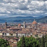 Главные вершины Флоренции :: Виталий Авакян