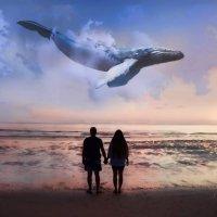 Небесный кит :: Любовь М