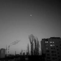 Над всем луна :: Николай Филоненко