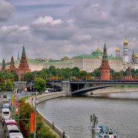 Москва :: Наталья Лакомова