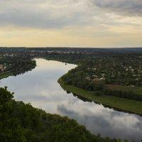 Одна река- два государства! :: Юля Колосова