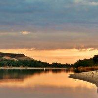 Рассвет над Раздорской... :: евгения
