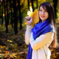 осень теплые дни :: Евгений Ромащенко