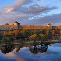 Ивангородская крепость :: Dmitri Krylov