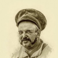 МУЖСКОЙ ПОРТРЕТ... :: Алексей Лебедев