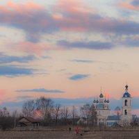 Акварельная палитра заката :: Николай Белавин