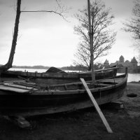 На берегу.. :: Эдвард Фогель