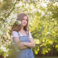 Яблоневый сад :: Оля Иная